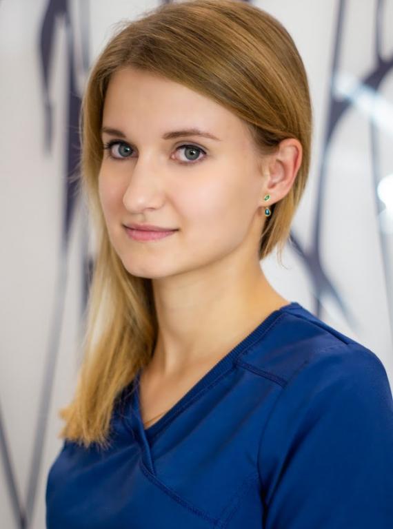 lek. dent. Agnieszka Chamarczuk